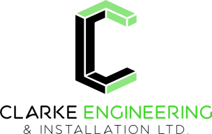 Clarke Engineering and Installation Limited Logo